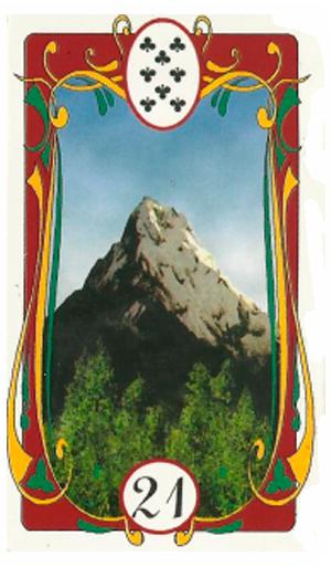 consulta tarot online a montanha