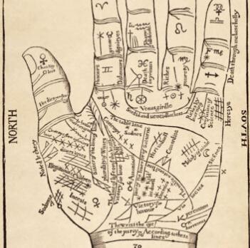 quiromancia a arte de ler as linhas das mãos